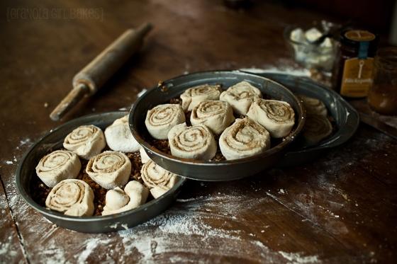 Slickepott sticky buns :: 11 Granola Girl Bakes 5
