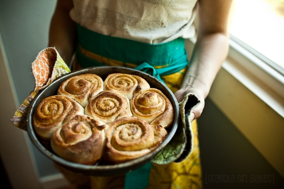 Slickepott sticky buns :: Granola Girl Bakes 18