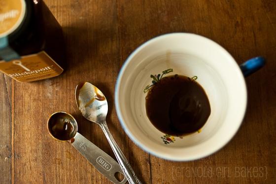 Granola Girl Bakes Caramel Latte