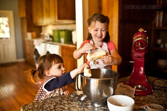 Spiced Eggnog Cupcakes ::GranolaGirlBakes 18