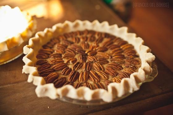Pecan Pie :: Granola Girl Bakes 1