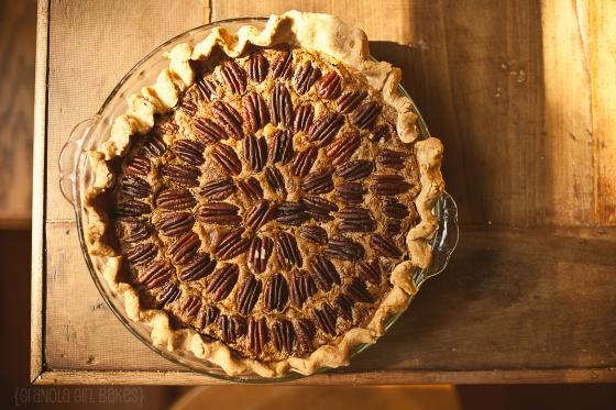 Pecan Pie :: Granola Girl Bakes